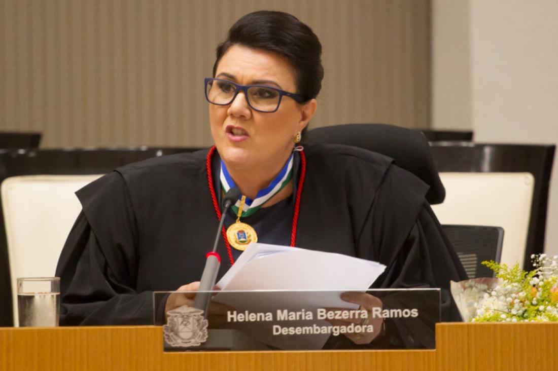 Desembargadora Helena Maria Bezerra Ramos, relator do MS no TJMT